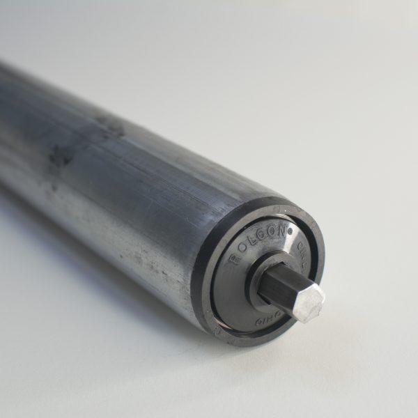 a 1.9 premium Rolcon replacement conveyor roller