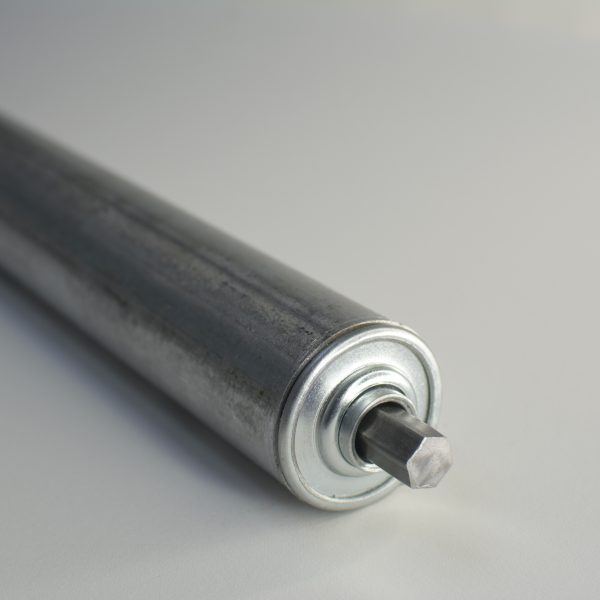 a 158 gravity Rolcon replacement conveyor roller