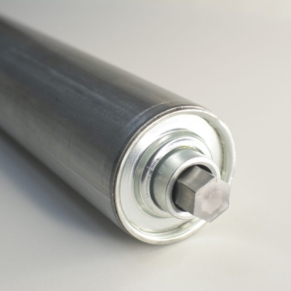 a 2.5 gravity Rolcon replacement conveyor roller