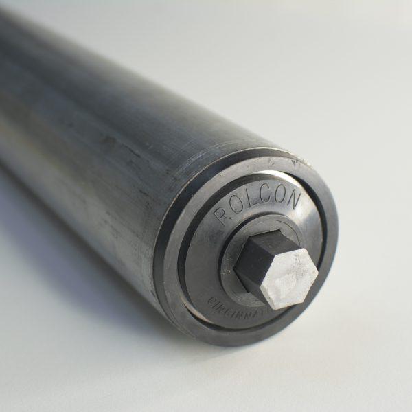 a 2.5 premium Rolcon replacement conveyor roller