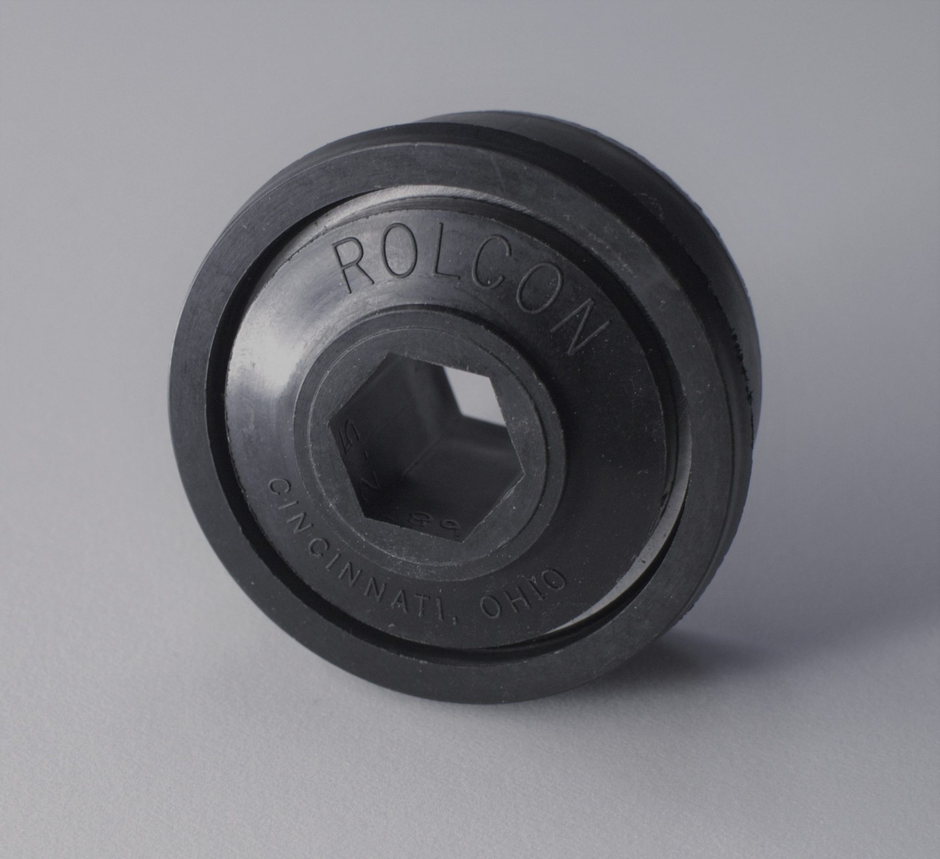 a 1.9 Rolcon roller bearing assembly