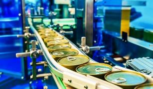 food and beverage industry conveyor