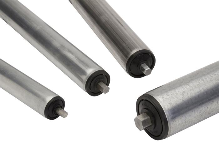 Rolcon premium replacement conveyor roller family