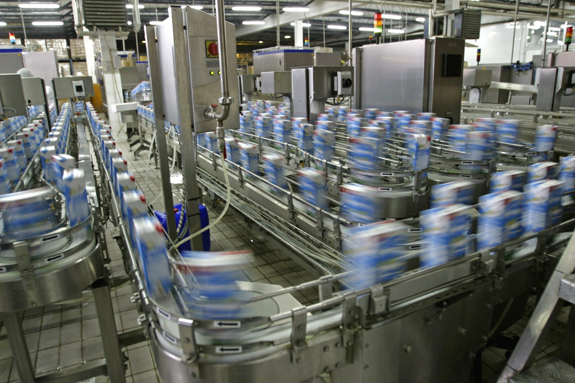 food and beverage industry serviced by Rolcon